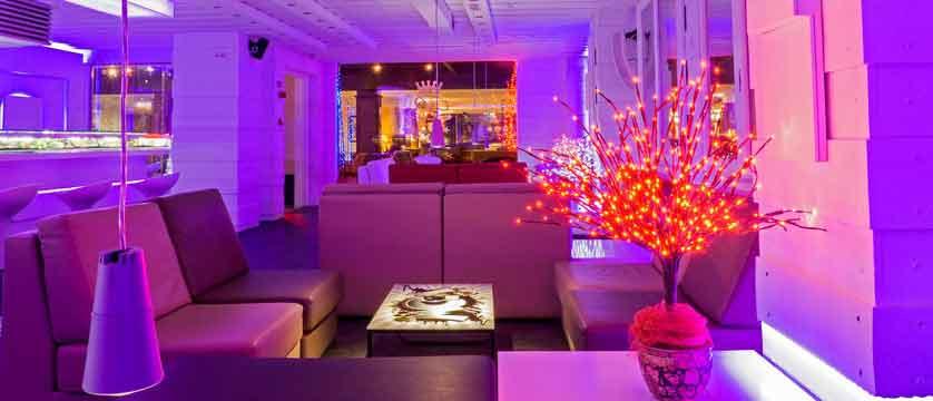 Princesa Parc hotel - cocktail bar